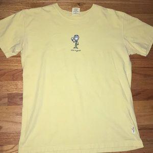 Yellow Life is Good Shirt